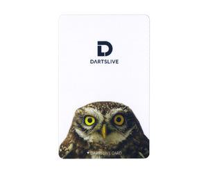 ゲームカード【ダーツライブ】#043 フクロウ