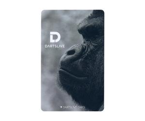ゲームカード【ダーツライブ】#043 ゴリラ