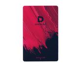 ゲームカード【ダーツライブ】#043 リアルペイント ピンク