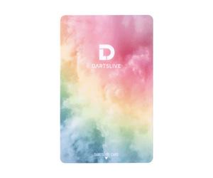 ゲームカード【ダーツライブ】#043 カラフルクラウド