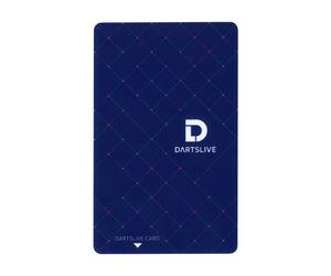ゲームカード【ダーツライブ】#043 スクエアパターン ネイビー