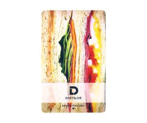 ゲームカード【ダーツライブ】#043 サンドイッチ