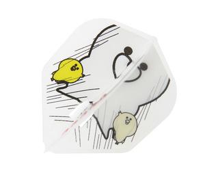 フライト【エルフライト】PRO ALC 熊谷麻音 ver.4 シェイプ クリアホワイト