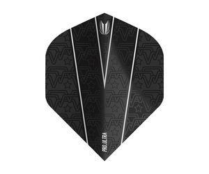 フライト【ターゲット】ヴィジョン ウルトラ ROB CROSS PIXEL スタンダード ブラック 334210