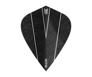 フライト【ターゲット】ヴィジョン ウルトラ ROB CROSS PIXEL カイト ブラック 334220