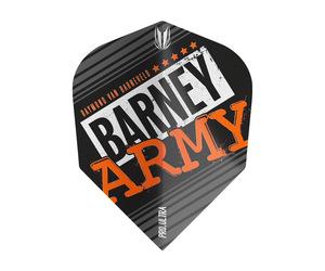 フライト【ターゲット】ヴィジョン ウルトラ BARNEY ARMY シェイプ ブラック 334320