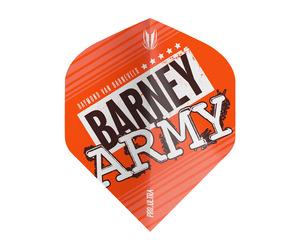 フライト【ターゲット】ヴィジョン ウルトラ BARNEY ARMY スタンダード オレンジ 334280