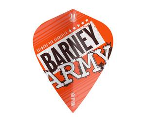 フライト【ターゲット】ヴィジョン ウルトラ BARNEY ARMY カイト オレンジ 334290