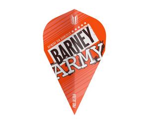 フライト【ターゲット】ヴィジョン ウルトラ BARNEY ARMY ヴェイパー オレンジ 334300