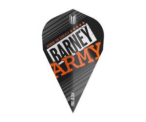フライト【ターゲット】ヴィジョン ウルトラ BARNEY ARMY ヴェイパー ブラック 334350