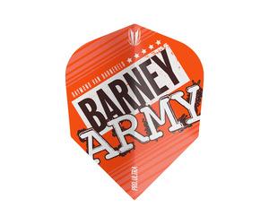 フライト【ターゲット】ヴィジョン ウルトラ BARNEY ARMY TEN-X オレンジ 334310