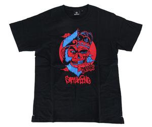 アパレル【シェード】SARUKING Tシャツ 鈴木猛大モデル ブラック XL