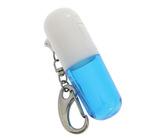 チップケース【カメオ】チップ&シャフトケース スマートカプセル ホワイト×ブルー
