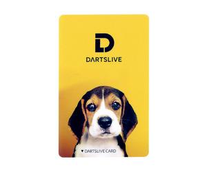 ゲームカード【ダーツライブ】#044 犬