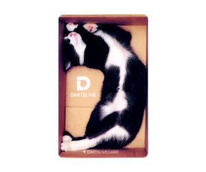 ゲームカード【ダーツライブ】#044 箱猫
