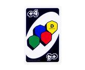 ゲームカード【ダーツライブ】#044 ドローフォー