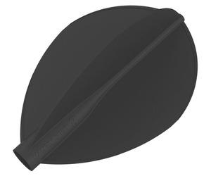 フライト【8フライト】ティアドロップ ブラック
