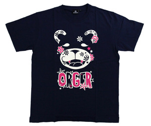 アパレル【シェード】ORGER 2019 Tシャツ 川上真奈モデル ネイビー L