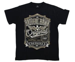 アパレル【シェード】RADICAL HAWK 広瀬貴久モデル ブラック L
