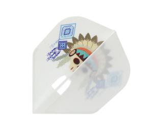 フライト【エルフライト×ジョニーズクラブ】PRO スウィートライン ver.1 シェイプ ホワイトMIX