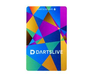 ゲームカード【ダーツライブ】#045 美術のはじめ