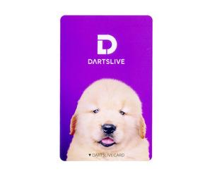 ゲームカード【ダーツライブ】#045 仔犬のゴールデンレトリバー