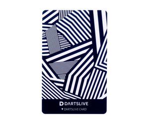 ゲームカード【ダーツライブ】#045 モノクロ空間