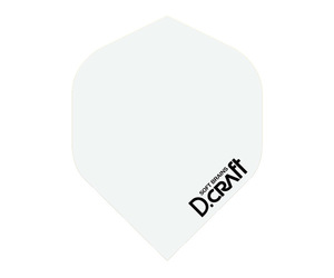 フライト【ディークラフト】DCフライト スタンダード ホワイト