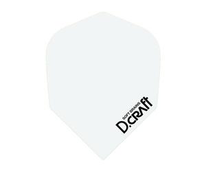 フライト【ディークラフト】DCフライト シェイプ ホワイト