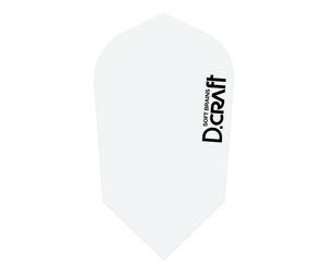 フライト【ディークラフト】DCフライト スリム ホワイト
