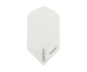 フライト【ウィンモー】プリズム デルタフライト スリム ホワイト 6915-502