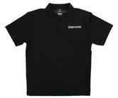 アパレル【シェード】ドライポロシャツ 2020 ブラック