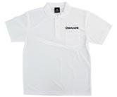 アパレル【シェード】ドライポロシャツ 2020 ホワイト