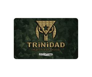 ゲームカード【フィドダーツ】トリニダードロゴ