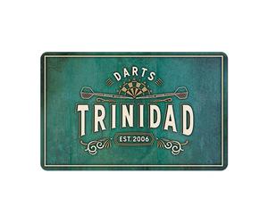 ゲームカード【フィドダーツ】トリニダードロゴ クラシック