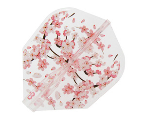 フライト【8フライトクリア】桜花 シェイプ クリア