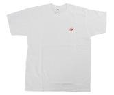 アパレル【コスモダーツ】フルーツオブザルームxコスモダーツ Tシャツ タイリング ホワイト