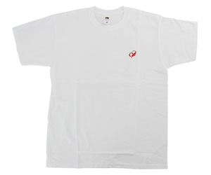 アパレル【コスモダーツ】フルーツオブザルームxコスモダーツ Tシャツ タイリング ホワイト M