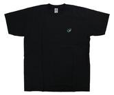 アパレル【コスモダーツ】フルーツオブザルームxコスモダーツ Tシャツ タイリング ブラック