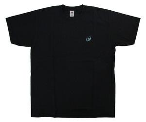 アパレル【コスモダーツ】フルーツオブザルームxコスモダーツ Tシャツ タイリング ブラック XL