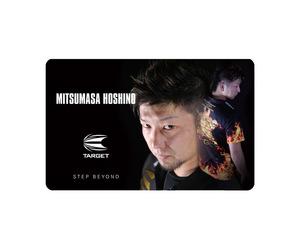 カード【ターゲット】ネクサス アカウント カード 星野光正