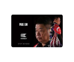 カード【ターゲット】ネクサス アカウント カード ポール・リム