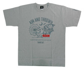 アパレル【シェード】ダーツプラクティス Tシャツ グレー
