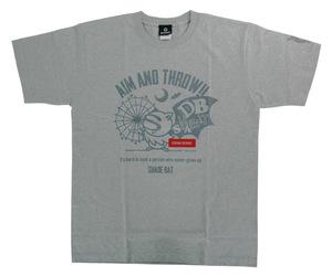 アパレル【シェード】ダーツプラクティス Tシャツ グレー S