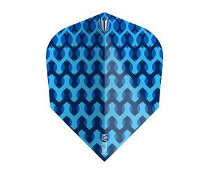 フライト【ターゲット】ファブリック PRO.ウルトラ ブルー シェイプ 335240
