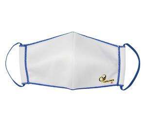 ダーツ雑貨【コスモダーツ】コスモダーツマスク ホワイト L