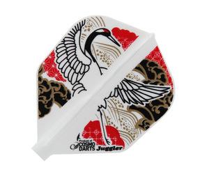 フライト【フィット×ジャグラー】ジャパニーズ クレーン シェイプ ホワイト