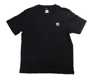 アパレル【ターゲット】Tシャツ ブラックウィズホワイト L
