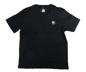 アパレル【ターゲット】Tシャツ ブラックウィズホワイト XL