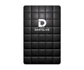ゲームカード【ダーツライブ】#046 ブラックタイル